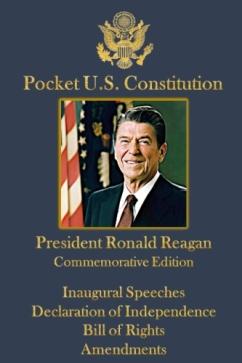 Pocket Constitution Reagan